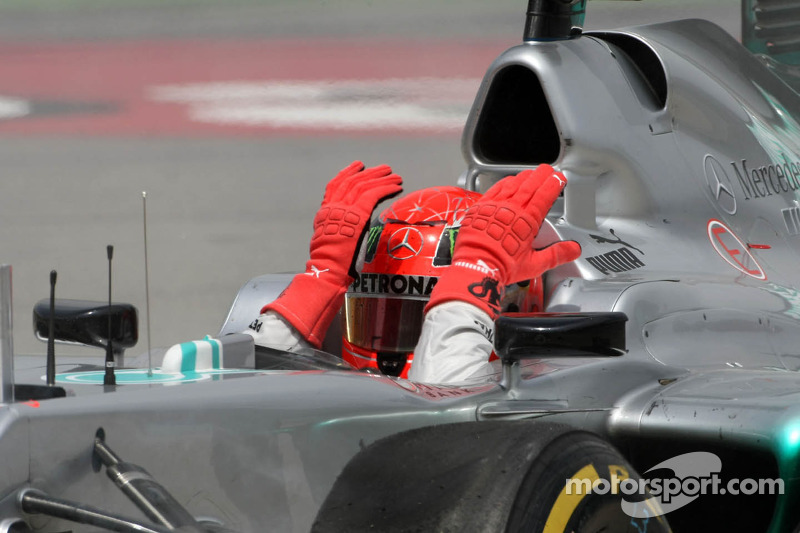 Poor form may drive Schu from F1 - Fry