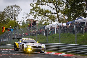 BMW Nurburgring 24 Hour race report