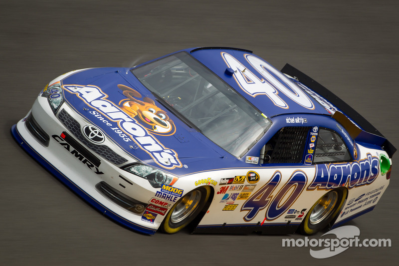 Michael Waltrip Racing, Toyota extend partnership