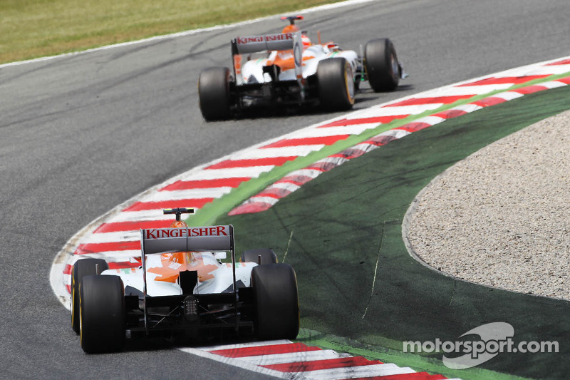 Force India looks forward to the Monaco Grand Prix