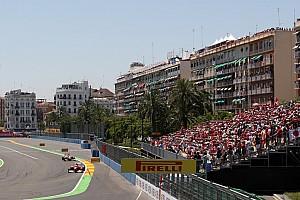 Formula 1 Valencia slashes seats at loss-making F1 race