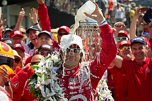 IndyCar Franchitti joins elite club with third Indy 500 victory