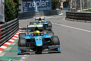 GP2 Ocean Racing Technology close to the Top 10 in Monaco