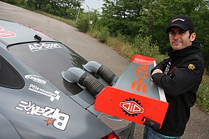 Hillclimb Romain Dumas actively preparing for Pikes Peak