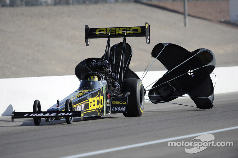 Lucas looking at Englishtown for third Top Fuel win of the season