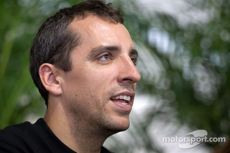 Justin Wilson looking to repeat Detroit '08 win