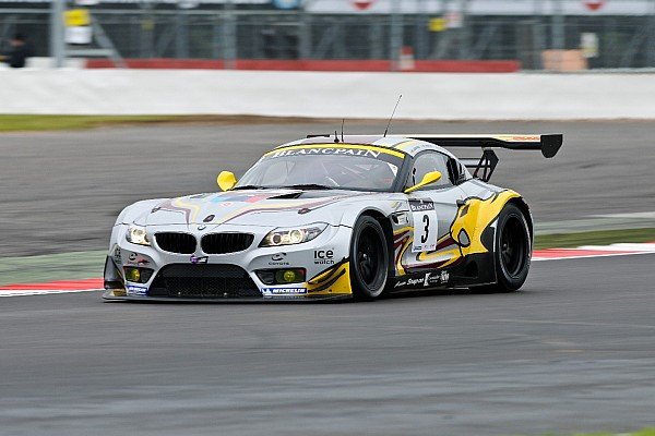 Marc VDS continue Blancpain Series dominance in Silverstone