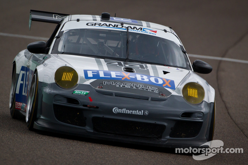 Three Porsches in Mid-Ohio top-10