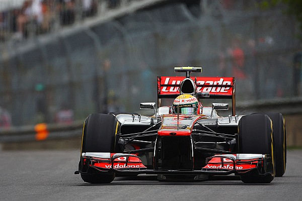 Hamilton sprints to Canadian GP victory