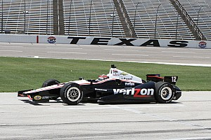 IndyCar Team Penske posts trio of top-eight finishes at Texas Motor Speedway