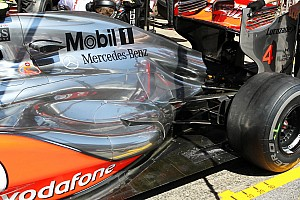 Formula 1 Report reveals McLaren tyre temperature trick