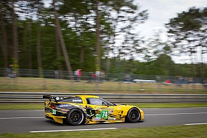 Le Mans Corvette Racing Qualifies 3rd and 5th for 24 Hours of Le Mans