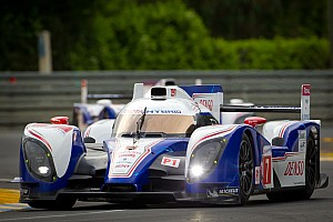 Le Mans TOYOTA Racing made a successful start to its very first race