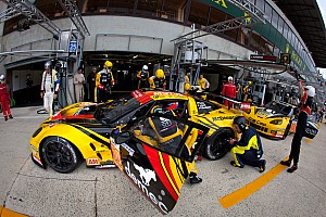Le Mans Sunrise and the real race begins as GT continues to entertain…