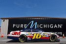 Ambrose, Biffle head Ford contingent in qualifying at Michigan