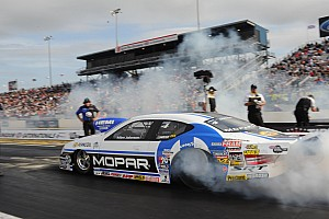 NHRA Allen Johnson edged out at Bristol in closest ever Pro Stock Final Round