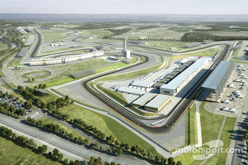 Circuit of The Americas names global marketing partner