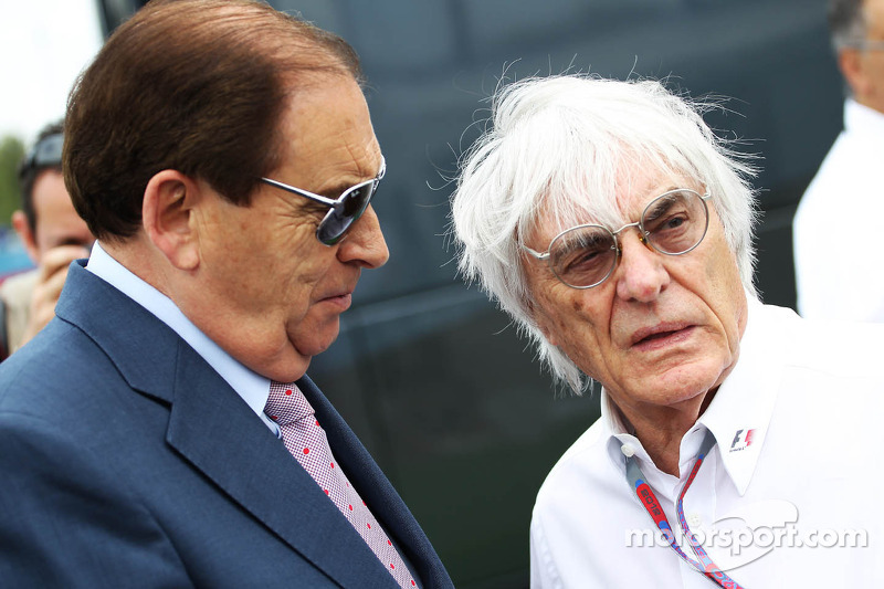 Ecclestone in crisis as bribery affair develops