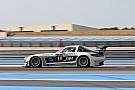Sun shines on KRK Racing Mercedes in BES pre-qualifying