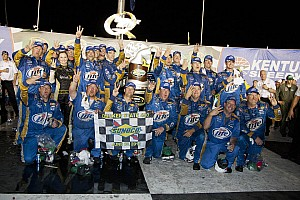 Keselowski: Wins and being in the top 10 is all that matters
