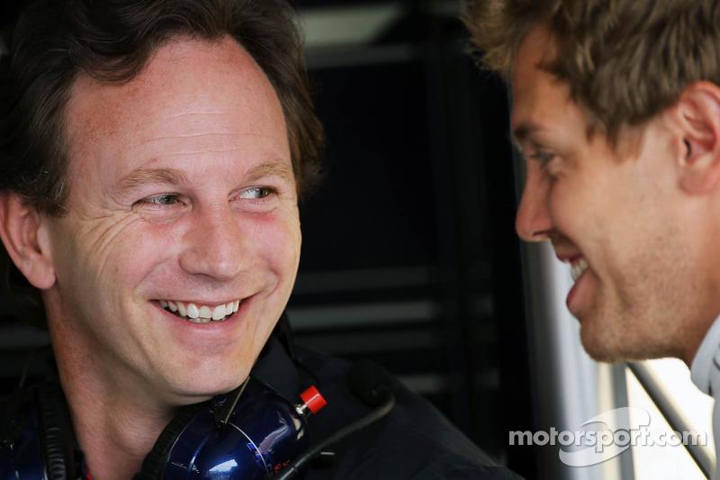 Horner denies Vettel has Ferrari contract