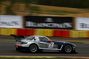 Endurance Race report Another win for Buhk and Baumann in GT3 Europe