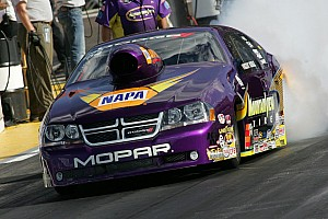 NHRA Race report Vincent Nobile wins K&N Pro Stock Horsepower Challenge
