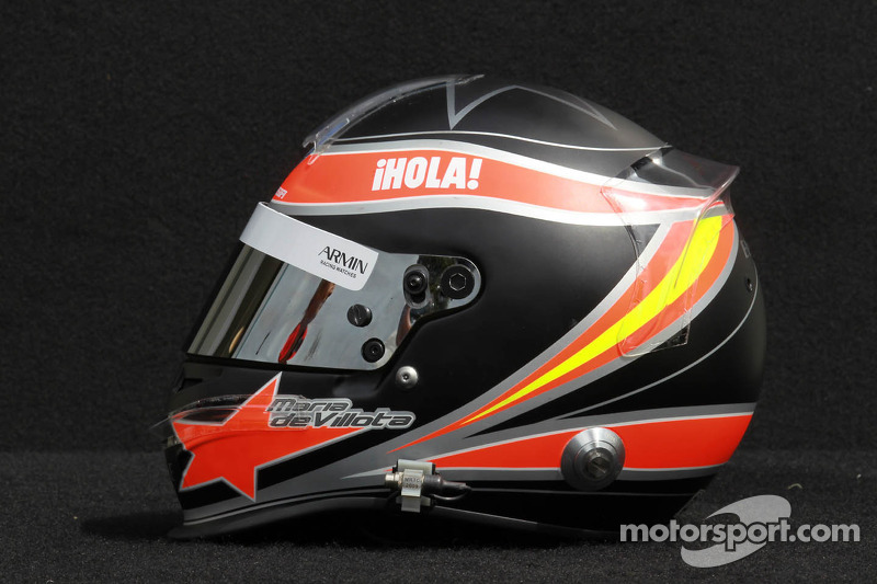 FIA wants to examine de Villota's helmet