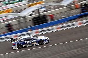 DTM Race report Hand and Werner in fourth are the best-placed BMW drivers at home event