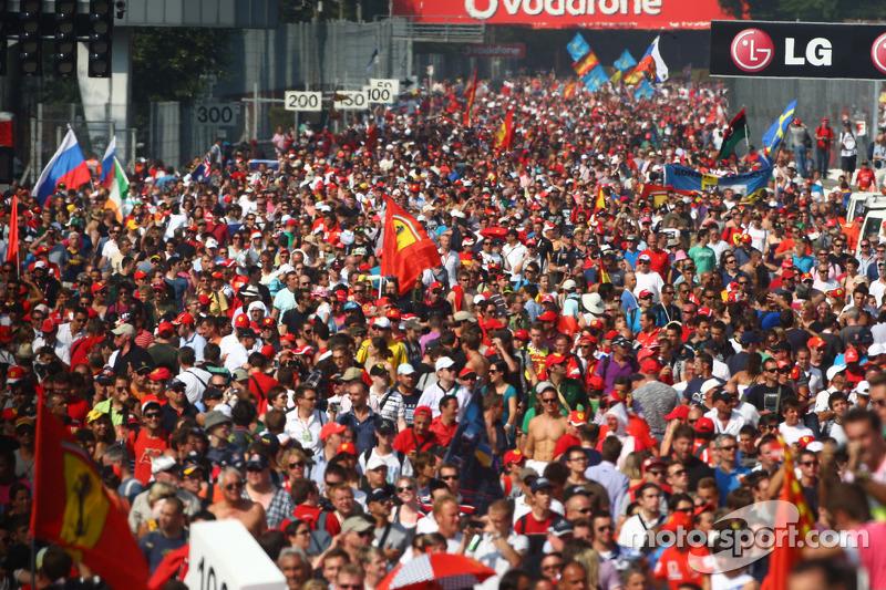 Ecclestone debunks Monza cancellation rumor