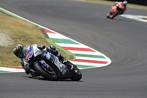 MotoGP Testing report Yamaha riders complete successful Mugello test