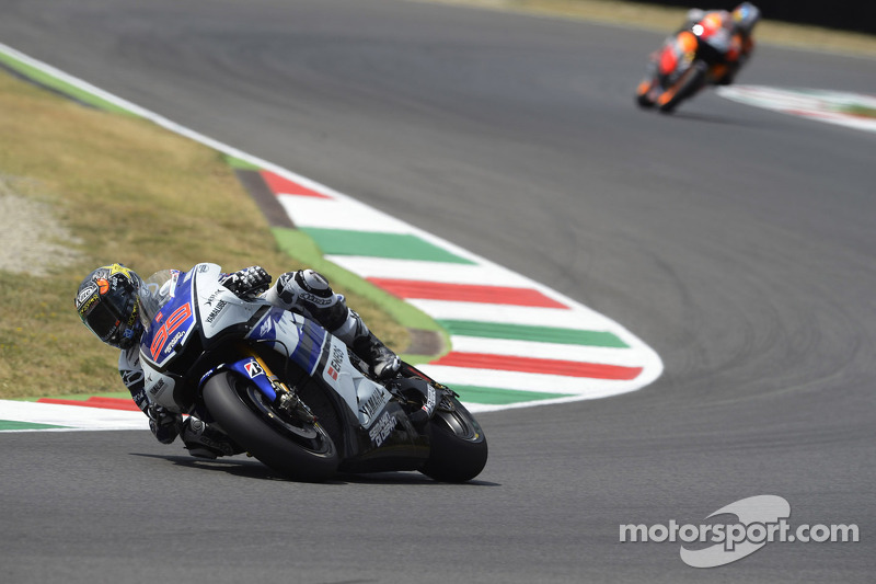 Yamaha riders complete successful Mugello test