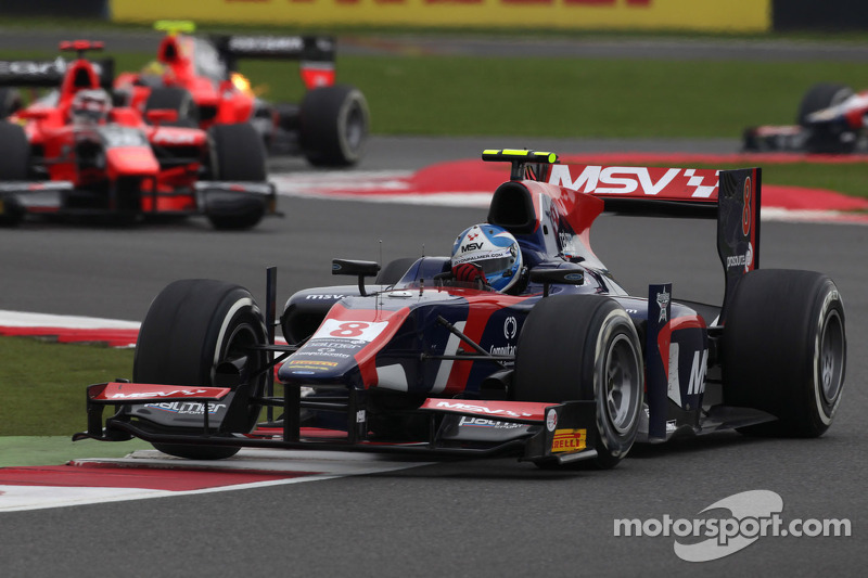 Jolyon Palmer targets further success at Hockenheim GP2 this weekend