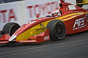 Indy Lights Race report Carlos Muñoz claims maiden series victory in Edmonton