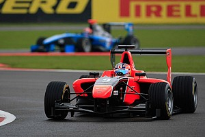 GP3 Race report Frustrating weekend in Budapest for Marussia Manor Racing