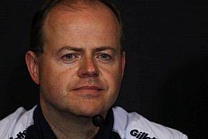 Gillan: We will continue to push the development of the FW34 throughout the season
