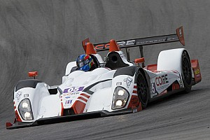 ALMS Preview CORE autosport looks for victory at Mid-Ohio