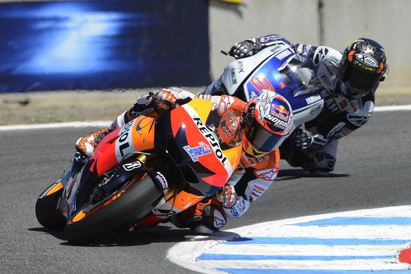 MotoGP rewind: Laguna Seca 2012
