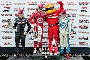 IndyCar Special feature How high up the all time winners list will Dixon climb?