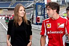 Alonso and his Russian model, Dasha, jet off to private holiday