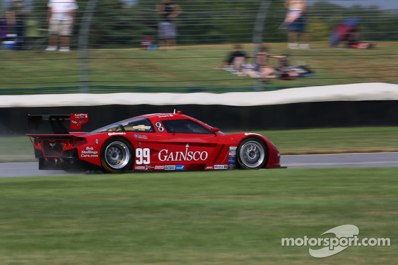 Bob Stallings Racing and Jon Fogarty disappointed with qualifying at Watkins Glen