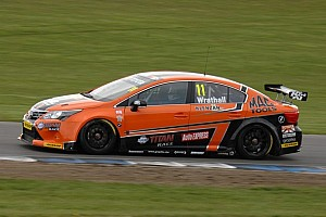 BTCC Qualifying report Wrathall takes his maiden pole at Snetterton