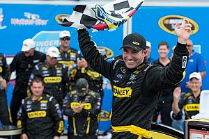 Ambrose trades paint with Keselowski on way to second win at Watkins Glen
