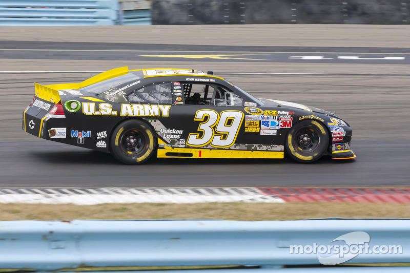 Stewart-Haas says it only has eyes for Newman