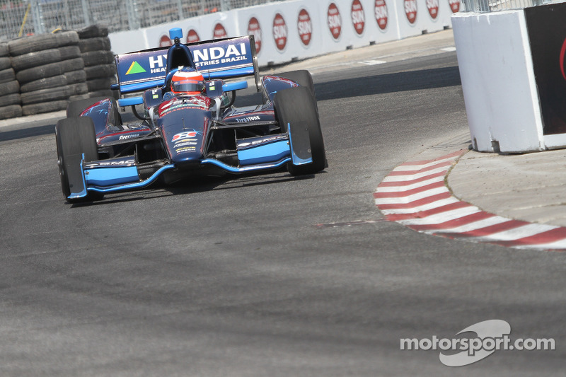 F1 'would not allow' Indycar tracks - Barrichello