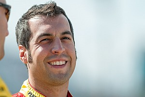 Hornish and Villeneuve qualify second and third at Montreal