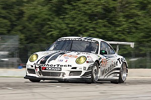 MacNeil and Bleekemolen on GTC pole for Alex Job at Road America