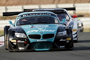 Blancpain Sprint Race report Slovakian 1-2 for Vita4One Racing