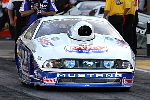Morgan powers to Pro Stock semifinal berth at Brainerd