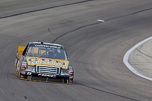 NASCAR Truck Preview Jason White returning to Bristol, his favorite track